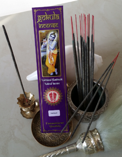 Patchouli Incense Sticks - 20 grams